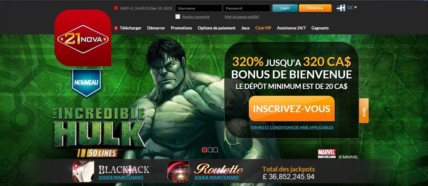 Nova Casino Online